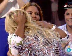 """Romina y Saray ('Supervivientes 2018') se reconcilian entre lágrimas y abrazos: """"Era mi peque"""""""