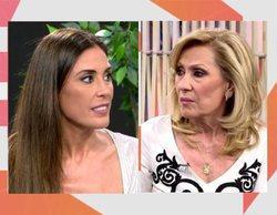 """Rosa Benito e Isabel Rábago discuten por el Maestro Joao en 'Viva la vida': """"¿No tiene derecho de estar ahí?"""