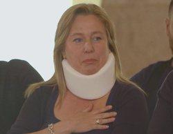 """El agradecimiento a Iniesta en 'Chester' tras el accidente de las gradas: """"Se encargó de entretener a mi hijo"""""""