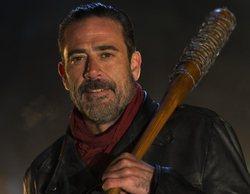 'The Walking Dead': El hijo de Jeffrey Dean Morgan imita una violenta y recordada escena de la serie