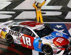 La competición NASCAR se alza con la victoria en una noche sin datos destacados