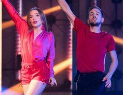 'Fama a bailar': Wondy y Adrián se convierten en los primeros finalistas del programa