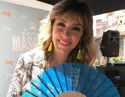 Gisela ('OT 1') se estrena como reportera de TVE en 'La meva mascota i jo'