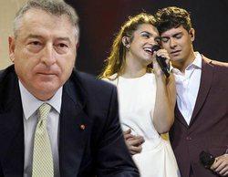 """El presidente de RTVE hace balance del puesto de Almaia en Eurovisión 2018: """"Ha supuesto una decepción"""""""