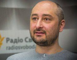 """El periodista ruso Arkady Babchenko reaparece vivo en Ucrania tras su supuesto """"asesinato"""""""