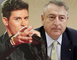 José Antonio Sánchez, presidente de RTVE, llama Alfredo García a Alfred al hablar de Eurovisión 2018