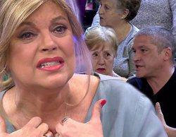 """El público de 'Sálvame' critica a Terelu Campos: """"Parecía un poco prepotente, siempre tenía que llevar razón"""""""