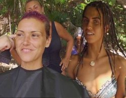 'Supervivientes': María Jesús Ruiz y Sofía Suescun protagonizan dos inesperados cambios de imagen