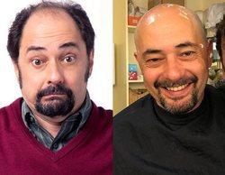 Jordi Sánchez ('La que se avecina') cambia radicalmente de imagen