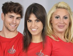 Sergio Carvajal, Sofía Suescun y Raquel Mosquera, primeros finalistas de 'Supervivientes 2018'