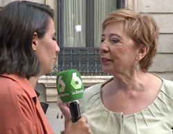 """Celia Villalobos, en 'Al rojo vivo' contra laSexta: """"Os aburriréis sin dar caña al PP todo el puto día"""""""
