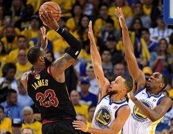 Las Finales de la NBA lideran con facilidad en una noche llena de reposiciones