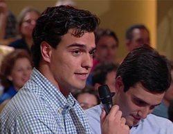El debut televisivo de Pedro Sánchez con 25 años en el programa 'Moros y cristianos' de Xavier Sardá