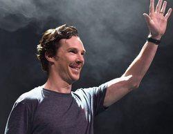 Benedict Cumberbatch salva a un repartidor de unos atracadores cerca de la casa ficticia de Sherlock Holmes