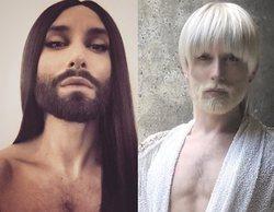 Conchita Wurst, ganadora de Eurovisión 2014, irreconocible tras someterse a un cambio de look radical