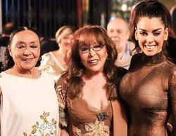 Ruth Lorenzo, Massiel y Betty Missiego protagonizan un bonito reencuentro eurovisivo