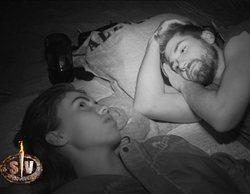 'Supervivientes 2018': Sofía y Alejandro no desmienten haber mantenido relaciones sexuales en la isla