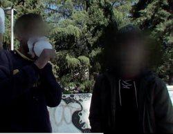 """'Expediente Marlasca': """"La banda del disolvente"""" intenta agredir a un equipo del programa"""