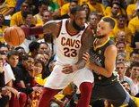 La segunda final de la NBA lidera con facilidad a pesar de perder 0,5 puntos con respecto a 2017