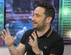 """J.Bayona confiesa en 'El hormiguero' el peor momento que vivió durante el rodaje de """"Jurassic World"""""""