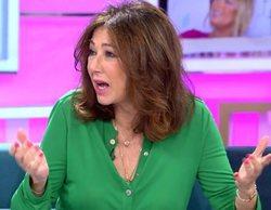 Ana Rosa Quintana y Alessandro Lecquio apoyan a Terelu Campos tras las críticas sobre su actitud en Telemadrid