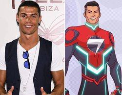 'Striker Force 7': Cristiano Ronaldo se transforma en un superhéroe en su propia serie animada