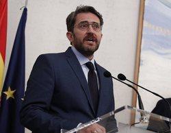 """Màxim Huerta, tras prometer su cargo: """"La cultura no puede ser de bandos, debe ser un orgullo de todos"""""""
