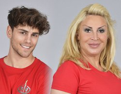 Sergio Carvajal y Raquel Mosquera, últimos nominados de 'Supervivientes 2018'
