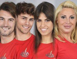 Logan, Sergio, Sofía y Raquel, finalistas definitivos de 'Supervivientes 2018'