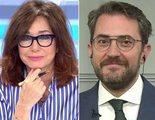 """Màxim Huerta da su primera entrevista como ministro a Ana Rosa: """"No voy a borrar los tuits, creo en el humor"""""""