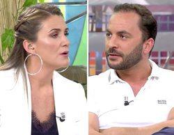 """Antonio Tejado, contra Carlota Corredera en 'Sálvame': """"Yo soy el último en hablar, contigo, siempre"""""""