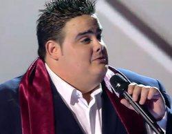 El Niño Bermejo se convierte en el primer expulsado de los directos de 'Factor X'