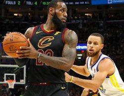 Las Finales de la NBA no encuentran rival y 'Undercover Boss: Celebrity Edition' baja