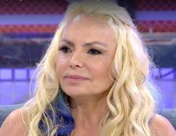 """Leticia Sabater: """"La recuperación de la operación del ojo ha sido fenomenal pero ligo mucho menos"""""""