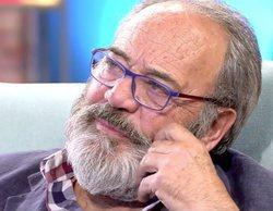 """Tito Valverde bromea: """"Iría a 'First dates' si la cita es con Carlos Sobera"""""""