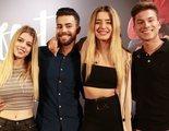 Nerea, Agoney, Mimi y Raoul anuncian su primer proyecto grupal