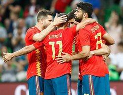 El amistoso Túnez-España arrasa en Cuatro con un gran 27,7% y 'Sábado deluxe' lidera su franja con un 16%