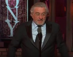 """CBS censura el insulto de Robert De Niro a Donald Trump en los Premios Tony: """"¡Qué te jodan, Trump!"""""""
