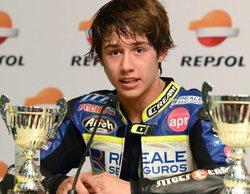 Muere Andreas Pérez, piloto de Moto 3, a los 14 años de edad