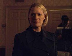 'House of Cards': Primeras imágenes de Robin Wright en la sexta temporada como presidenta en la Casa Blanca