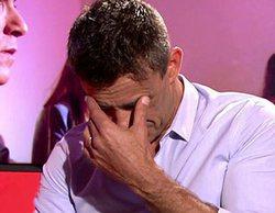 'Sálvame': Alonso Caparrós anuncia entre lágrimas que deja el programa tras una crisis con su pareja