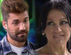 'Supervivientes 2018': Maite Galdeano reaparece en televisión y se enfrenta a Alejandro Albalá