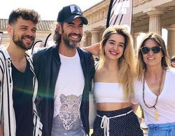 'OT 2018': Mimi, Joe Pérez-Orive y Ricky Merino acuden al casting de Mallorca