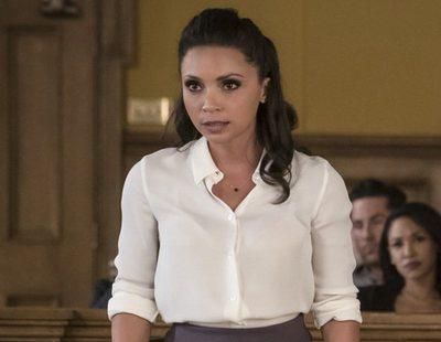 Danielle Nicolet asciende al elenco regular en la quinta temporada de 'The Flash'