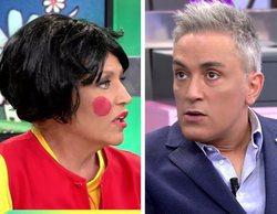 'Sálvame': Kiko Hernández asegura que hay rumores sobre un posible abandono de Lydia Lozano del programa