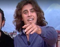 """La primera vez de Alonso Caparrós en televisión fue como """"bailaor"""" muy seductor en 'Día a Día'"""