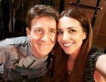 Paula Echevarría y Juanjo Artero se reencuentran, tras haber protagonizado juntos 'El comisario'