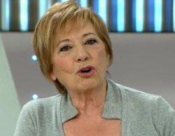 """Celia Villalobos opina, en 'Espejo público', de la dimisión de Màxim Huerta: """"El que nace lechón, muere cerdo"""""""
