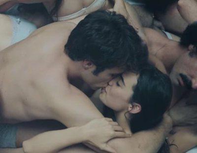 Pol Monen protagoniza el videoclip más erótico de La Casa Azul