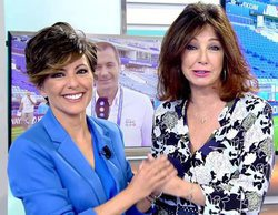 'Ya es mediodía' se estrena con relevo de Ana Rosa Quintana desde el mismo plató que 'El programa de Ana Rosa'